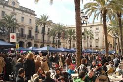 La fira Fora Estocs tornarà a la plaça de la Vila el dia 3 de setembre