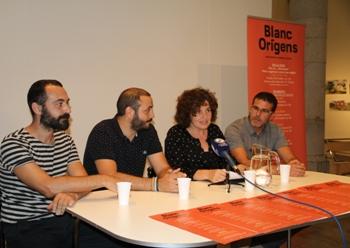El Blanc Orígens es va presentar en roda de premsa