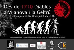 L'exposició es pot veure del 17 de juliol al 5 de setembre