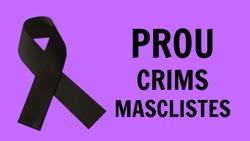 Prou crims masclistes