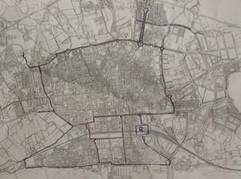 Mapa anelles carril bici