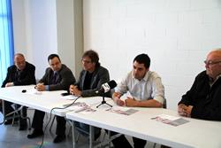 Presentació del projecte, a Neàpolis
