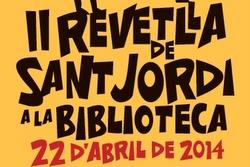 Les biblioteques celebren enguany la II Revetlla de Sant Jordi