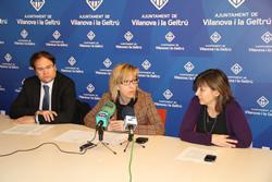 L'alcaldessa ha parlat sobre l'opció d'acollir la FNB a Vilanova i la Geltrú