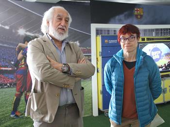 Blanca Albà i Josep Maldonado