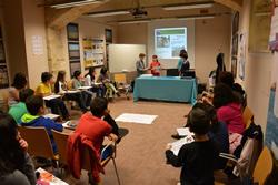 Els delegats de prìmària van celebrar la seva trobada al CRIA