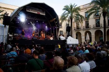 La darrera edició del FIMPT, a la plaça de la Vila