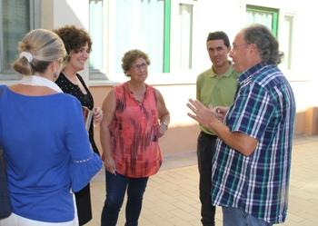 Visita a l'Escola Conservatori de Música Mestre Montserrat