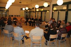 La trobada s'ha realitzat al Molí de Mar