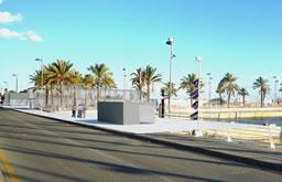 plaça port