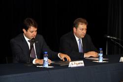 Inauguració de la jornada 'Vilanova i la Geltrú, vitalització econòmica'
