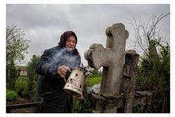 Cristians ortodoxos del sud de Romania celebren la Setmana Santa