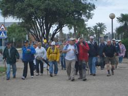 Una cinquantena de persones van participar a la darrera activitat del programa