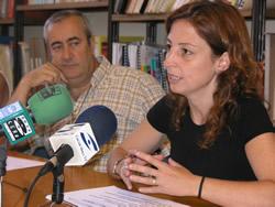 La regidora Míriam Espinàs ha presentat el 'Projecte Matí'
