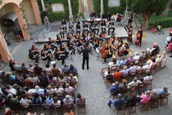L'orquestra simfònica de l'ECMMM va obrir la Nit dels Museus