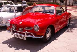 II Trobada de cotxes clàssics