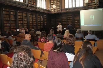 La jornada es va celebrar divendres a la Biblioteca Museu Víctor Balaguer