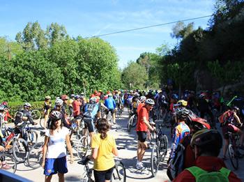 Els participants podran triar entre un recorregut de 26 quilòmetres i un altre de 36