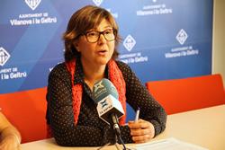 Glòria Garcia, regidora de Via Pública i Mobilitat