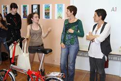 El premi ha estat una bici oferta per Esports Prieto