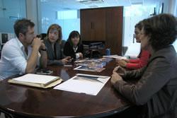 Compromís de col·laboració entre l'Ajuntament i Ports de la Generalitat per dinamitzar el port