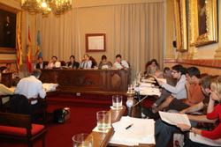 El ple del mes de maig va aprovar la liquidació de 2012