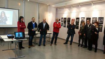 La mostra de les fotografies presentades es pot visitar al centre cívic Sant Joan fins al 31 de març