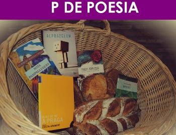 P de poesia és la novetat d'enguany, que compta amb la col·laboració dels forns de pa