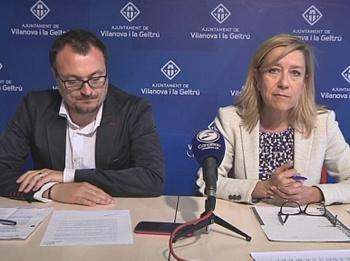 Roda de premsa acusacions Marta Jofra