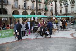 La mostra s'ha celebrat a la plaça de la Vila