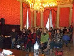Conferència Nazanín Amirian 2