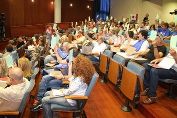 L'assemblea municipal oberta, a Neàpolis