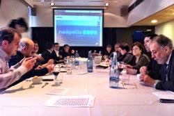 La presentació es va fer a l'espai gastronòmic Kursaal de Manresa