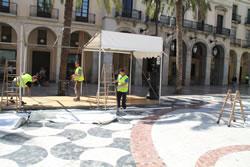 La plaça de la Vila acullirà des de demà i fins dissabte la fira Zona E