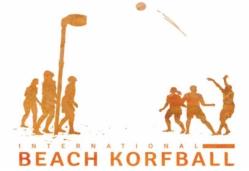 Cartell del torneig de Korfball Platja
