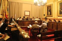 El Saló de Plens acollirà la trobada del Consell