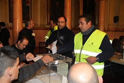 La participació en aquestes eleccions ha estat del 79%
