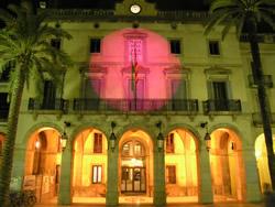 Façana Ajuntament de VNG