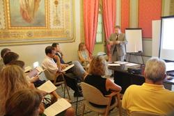Presentació del Pla Estratègic als caps de servei de l'Ajuntament