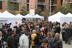 El Festival del xató torna a la plaça de la Mediterrània