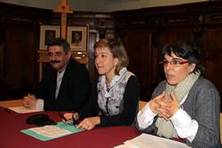 Josep Orriols, Neus Lloveras i Marijó Riba