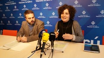 La regidora de Cultura i el regidor d'Urbanisme han explicat què implica la sentència del TSJC contra el Nowa Reggae