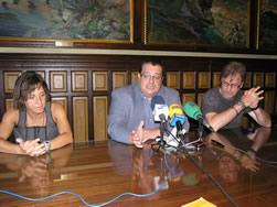 Iolanda Sánchez, Joan Ignasi Elena i Tomàs Álvaro