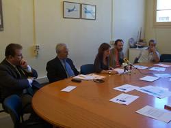 Míriam Espinàs ha presidit la presentació dels premis 'E-mprenedors'