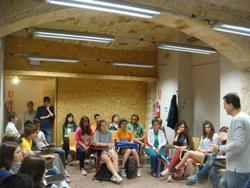 En la trobada de 2012 ja es va començar a cercar un projecte de ciutat