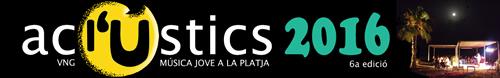 Logo Aclústics 2016