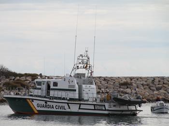 Embarcació Guàrdia Civil