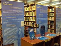 Exposicions de dones a les biblioteques 3