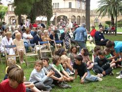 Una de les trobades que es va celebrar l'any passat