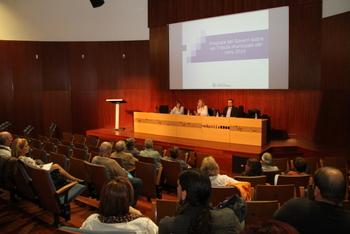 Sessió informativa sobre pressupostos, dijous vinent